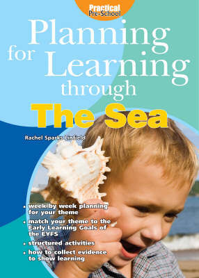 Planning for Learning Through the Sea by Rachel Sparks Linfield image