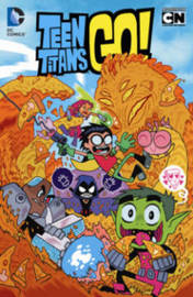 Teen Titans Go! Vol. 1 Party, Party! by Sholly Fisch image