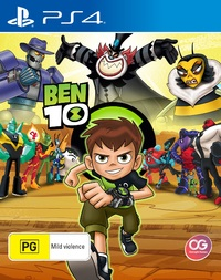 Ben 10 for PS4