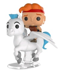 Hercules & Pegasus - Pop! Ridez Vinyl Set
