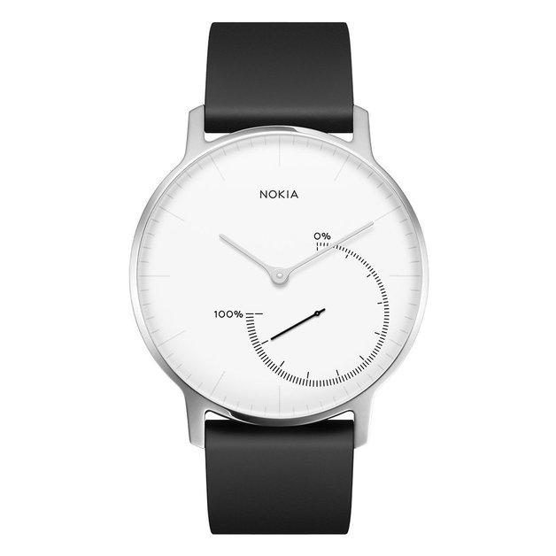 Nokia Activité Steel Activity Tracker - White