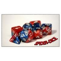 Gate Keeper Games: D7 Halfsies - Spider-Dice