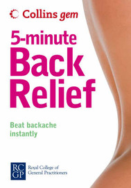 5-Minute Back Relief by Royal College of General Practitioners image