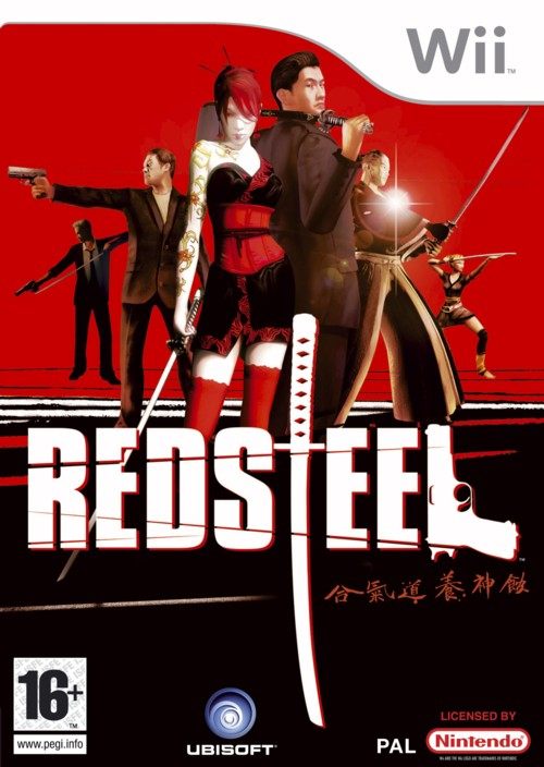 Red Steel for Wii image