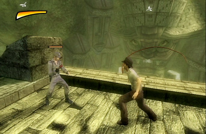 Indiana Jones and the Staff of Kings for PS2 image