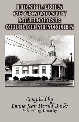 The Ladies of the Community Methodist Church by Jean Burke image