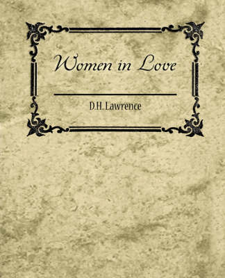 Women in Love by D.H. Lawrence image