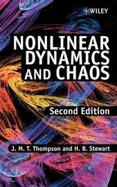 Nonlinear Dynamics and Chaos by J.M.T. Thompson image