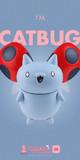 Bravest Warriors: 1/6 Catbug Figure