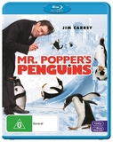 Mr Poppers Penguins on Blu-ray