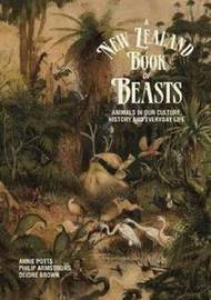 A New Zealand Book of Beasts by Annie Potts