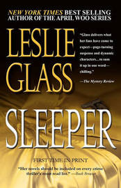 Sleeper by Leslie Glass image