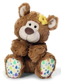 NICI: Caramel Bear Classic Plush (25cm)