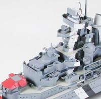 Tamiya 1/700 Prinz Eugen Ger Heavy Cruiser - Model Kit image