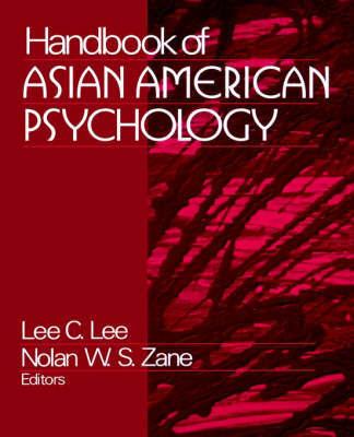 Handbook of Asian American Psychology image