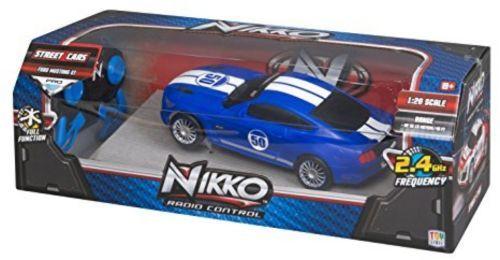 Nikko Ford Mustang Gt Rc Car