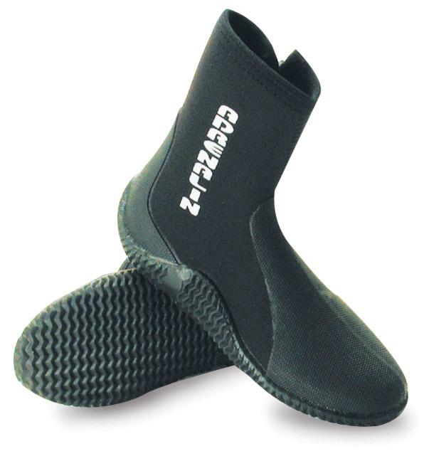 Adrenalin 5mm Zip Boot - Size 9