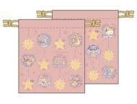 Pokemon: Star Series - Drawstring Purse (Rose)