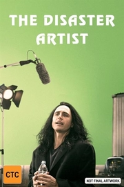 The Disaster Artist on DVD