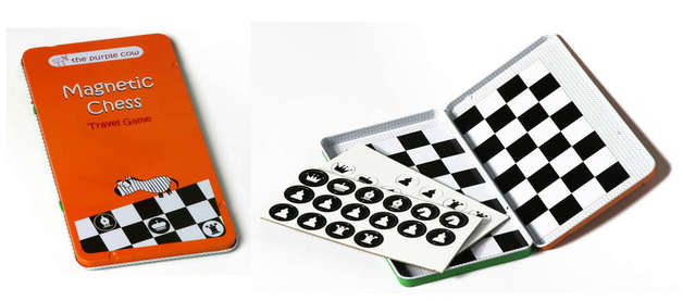To Go: Magnetic Travel Game - Chess
