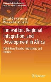 Innovation, Regional Integration, and Development in Africa image