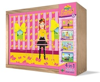 The Wiggles: Emma - 4-in-1 Wooden Jigsaw Puzzle