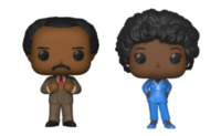 The Jeffersons - George & Louise Pop! Vinyl 2-Pack