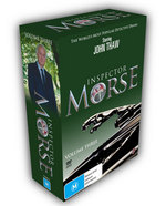 Inspector Morse Collection - Vol. 3 (4 Disc Box Set) on DVD