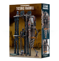 Warhammer 40,000 Sector Mechanicus Tectonic Fragdrill