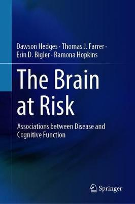 The Brain at Risk by Dawson Hedges image