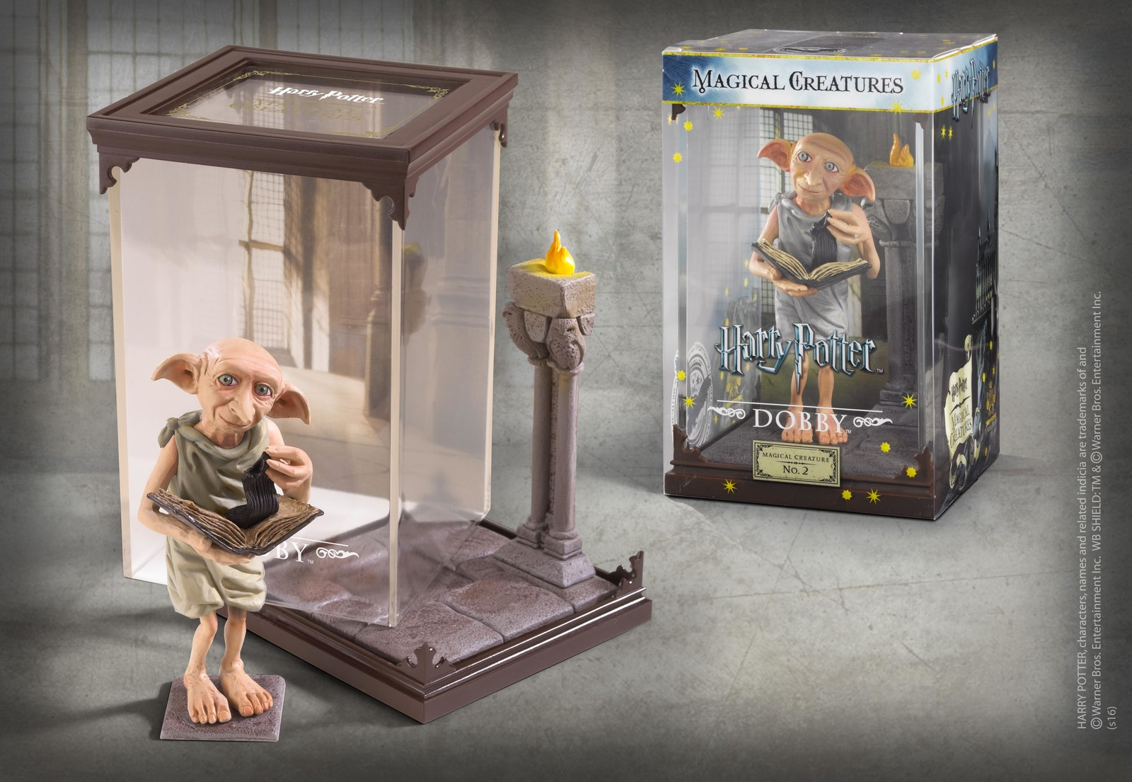 Harry Potter: Magical Creatures Diorama - Dobby image
