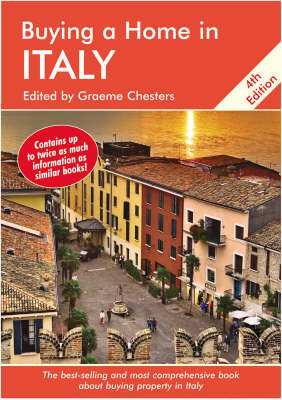 Buying a Home in Italy by David Hampshire image