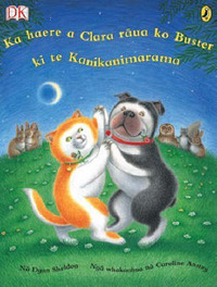Ka Haere a Clara Raua Ko Buster Ki Te Kanikanimarama image