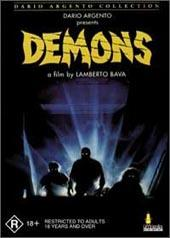 Demons on DVD