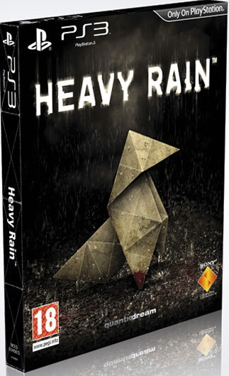 Heavy Rain Collector's Edition for PS3 image