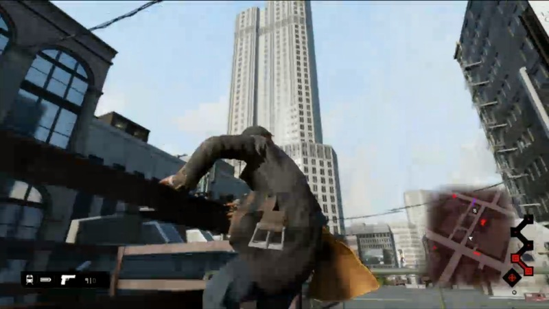 Watch Dogs  Ps Second Hand