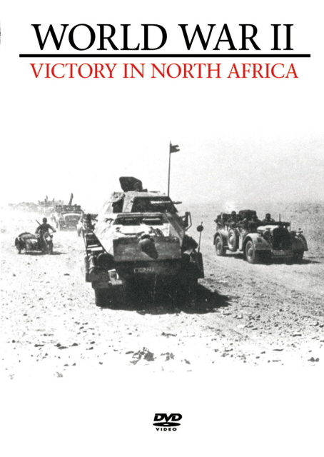 World War II - Victory In North Africa on DVD