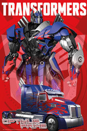 Transformers 4 Optimus Prime Wall Poster (245)