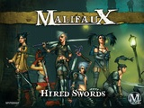 Malifaux: Outcasts - Hired Swords (7pc)