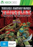 Teenage Mutant Ninja Turtles: Mutants in Manhattan for Xbox 360