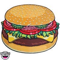 BigMouth Inc - Gigantic Burger Towel image
