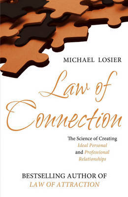 The Law of Connection by Michael J Losier image