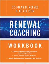 Renewal Coaching Workbook by Douglas B Reeves image