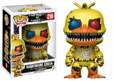 Five Nights at Freddy's - Nightmare Chica Pop! Vinyl Figure