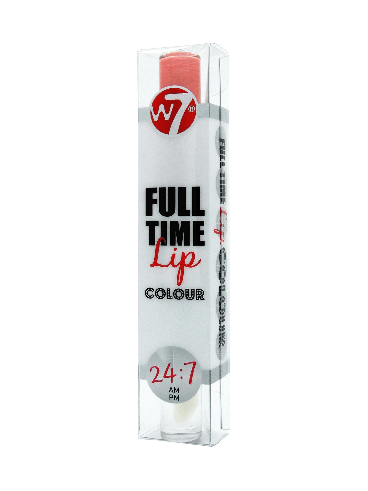 W7 Full Time Lip Colour (On Trend) image