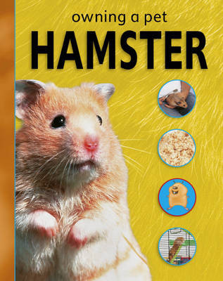 Hamster by Selina Wood