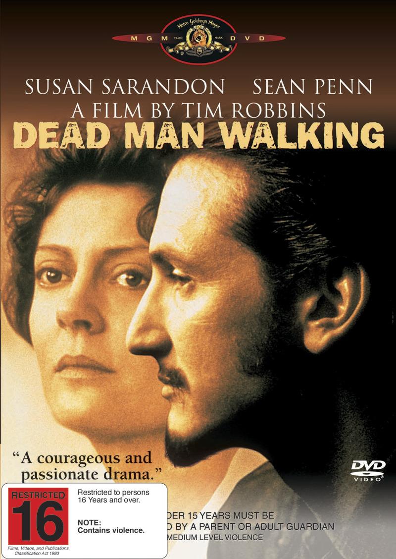 Dead Man Walking on DVD image