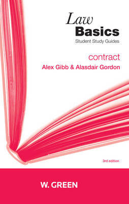 Contract LawBasics by Alex Gibb