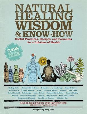 Natural Healing Wisdom & Know How by Amy Rost image