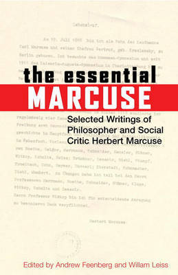 The Essential Marcuse by Herbert Marcuse image